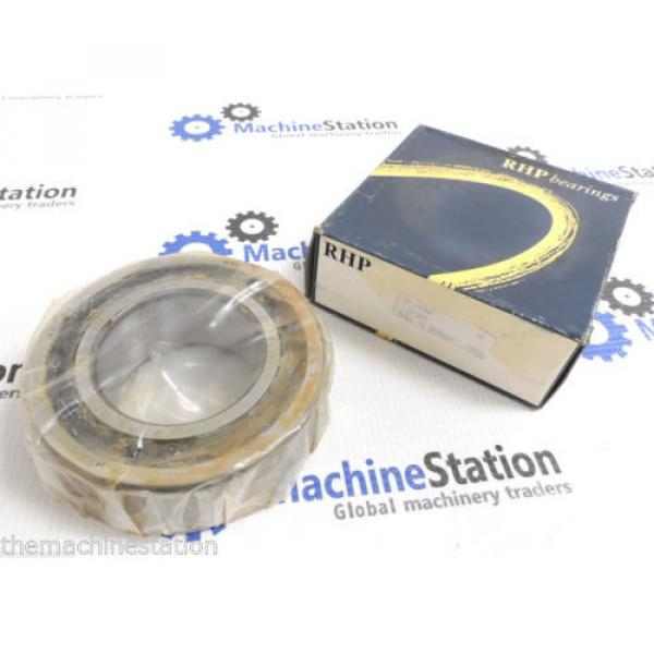 Industrial Plain Bearing NEW!!  560TQO820-1  RHP 3211BTNH DOUBLE ROW BALL BEARING - 100MM X 33.5MM X 55MM