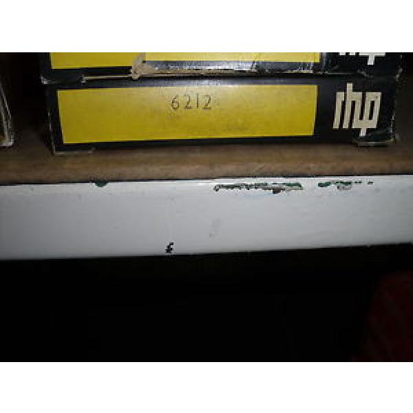 Industrial Plain Bearing NEW  800TQO1120-1  RHP 6212 Precision Ball Bearing
