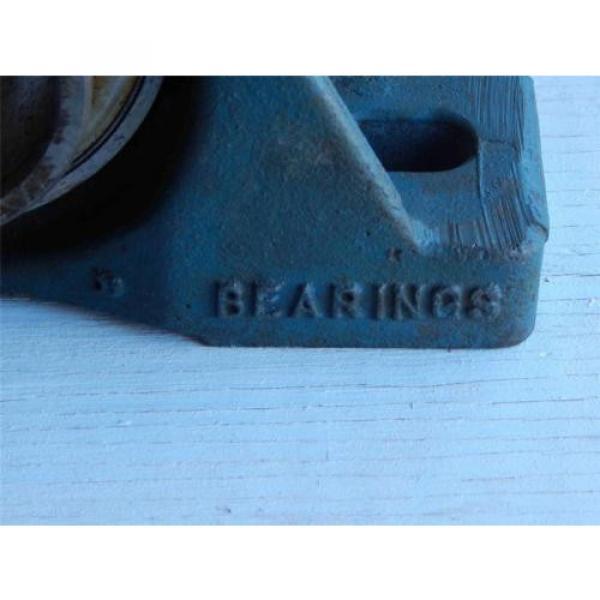 """Belt Bearing RHP  609TQO817A-1  Bearing  Series SL8  2"""" Shaft  Pillow Block Bearing"""