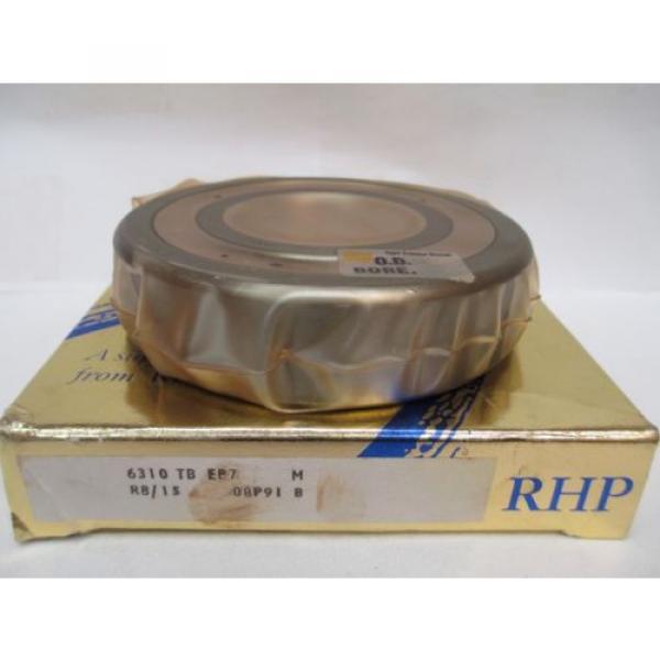 Roller Bearing NEW  508TQO762-1  RHP SUPER PRECISION BEARING 6310 TB EP7 6310TBEP7 #1 image