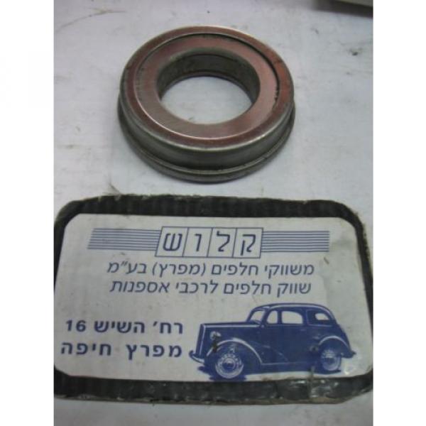 "Belt Bearing RHP  630TQO1030-1  1/W  1 1/2  Clutch Release Bearings Size : 1.5"" X 2.8"" X 0.675"" England Made"