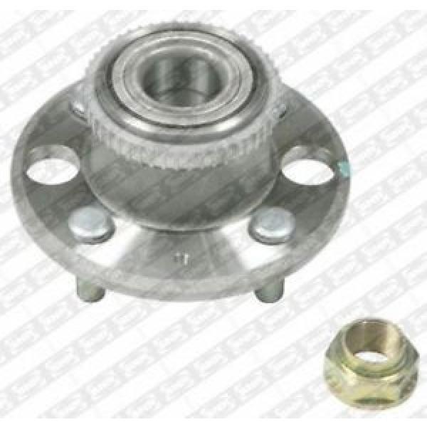 Tapered Roller Bearings SNR  488TQO622A-1  Radlagersatz Hinten Honda