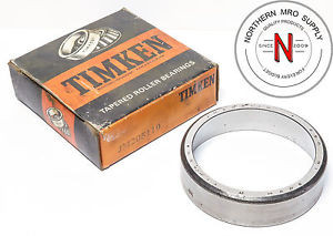 Timken JM205110 Tapered Roller Bearing Outer Race Cup, Steel  90mm x 25mm