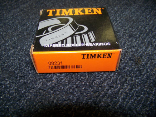 Timken Tapered Roller Bearing Cone # 08231 New
