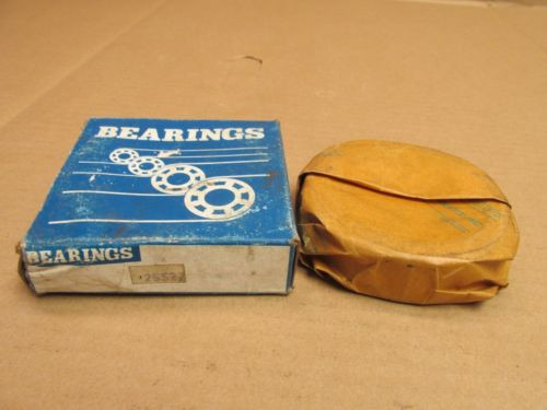 """NEW BOWER 25527 CUP/RACE K25527 FOR TAPERED ROLLER BEARING CONE 3.346"""" OD 7/8"""" W"""