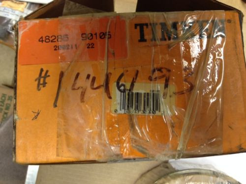 Timken Tapered Roller Bearing Assembly, 48286 90105, New-Old-Stock, USA Made