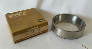 TIMKEN BOWER # 36300 TAPER ROLLER BEARING CUP MADE IN USA NEW OLD STOCK NOS