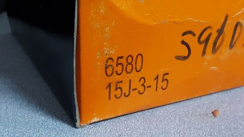 timken 6580 Tapered Roller Bearing