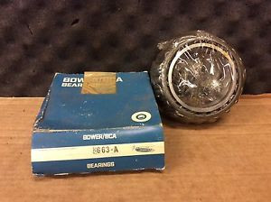NOW NEW IN BOX BOWER 663A TAPERED ROLLER BEARING