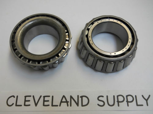 NTN 4T-2777 TAPERED ROLLER BEARING CONES (SET OF 2) NEW CONDITION NO BOX