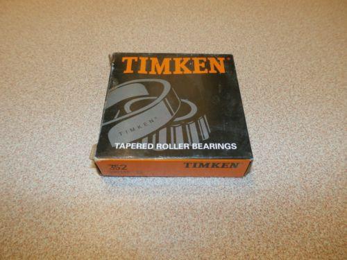 TIMKEN TAPERED ROLLER BEARING 352