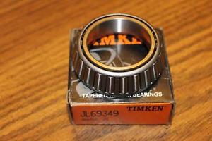 NEW TIMKEN JL69349 TAPERED ROLLER BEARING CONE JL69349