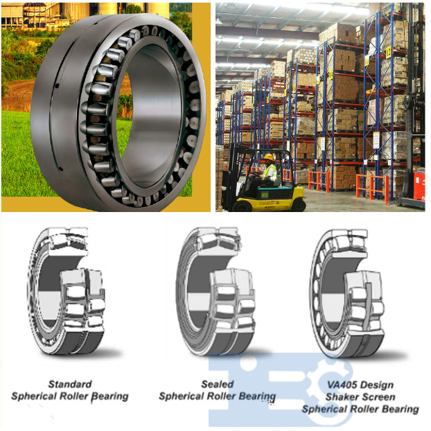 Axial spherical roller bearings  23940CC/W33