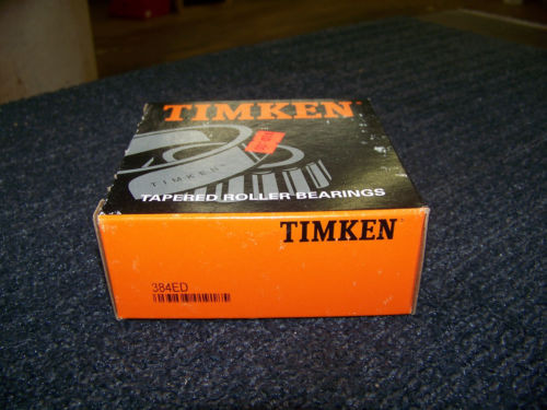 Timken Tapered Roller Bearing Double Cup Race # 38ED