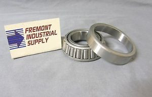 (Qty of 6 sets) Scag 48668 Tapered roller bearing set (cup & cone)