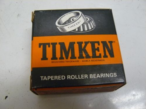 NEW TIMKEN 15520 TAPERED ROLLER BEARING