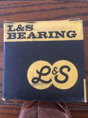 L&S 2788 Roller Tapered Bearing NOS New Old Stock