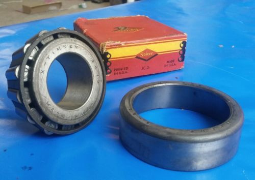 NOS X-Timken 3420 Cup & 3479 Cone Timken Tapered Roller Bearing Single Row