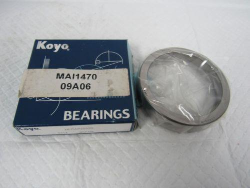 KOYO 0314 HI-CAP25520 TAPERED ROLLER BEARING CUP