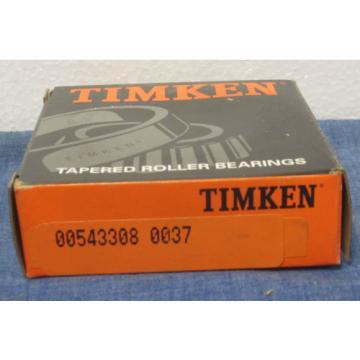 Timken HM804843 Roller Bearing & HM804810 Tapered Roller Bearing Cup Race - NIB!