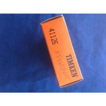Timken 41126 Tapered Roller Cone Bearing NSFP