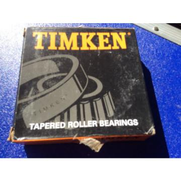 "(1) Timken 552A Tapered Roller Bearing Outer Race Cup, Steel, Inch, 4.875"" Outer"