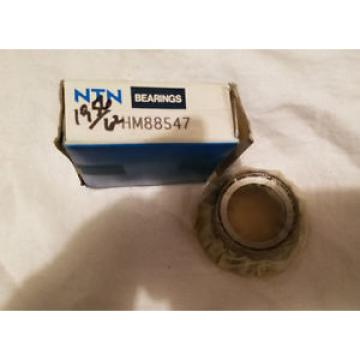 NTN HM88547 TAPERED ROLLER BEARING CONE, GM CHEVY 56-62 VETTE, OTHERS, NOS
