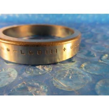 """Timken L68111, Tapered Roller Bearing Single Cup; 2.361"""" OD x 0.4700"""" Wide, USA"""