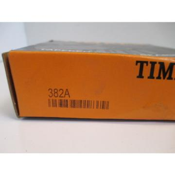 TIMKEN 382A TAPERED ROLLER BEARING CUP MANUFACTURING CONSTRUCTION NEW
