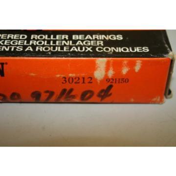 Timken Tapered Roller Bearing 30212 92H50