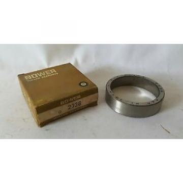 TIMKEN BOWER # 2736 TAPER ROLLER BEARING CUP MADE IN USA NEW OLD STOCK NOS