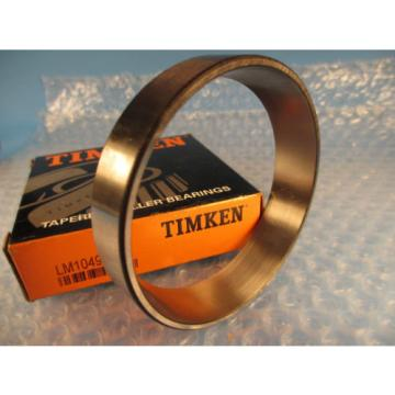 Timken LM104912, Tapered Roller Bearing Cup
