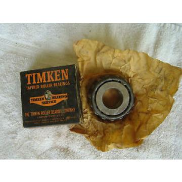 NIB Timken Tapered Roller Bearing     334