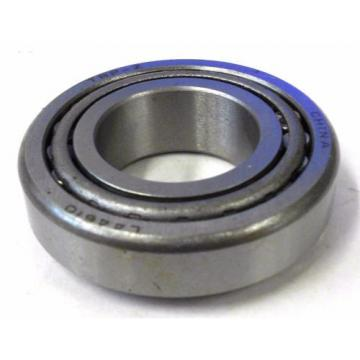 TAPERED ROLLER BEARING SET, CUP L44610, CONE L44643