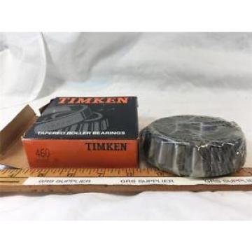 TIMKEN TAPERED ROLLER BEARING 460 NEW OLD STOCK