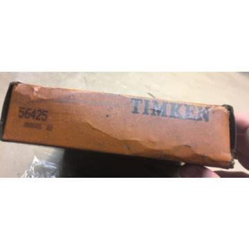 TIMKEN 56425 TAPERED ROLLER BEARING, SINGLE CONE, PRECISION TOLERANCE