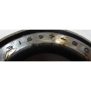 "BOWER BCA TAPERED ROLLER BEARING CONE 31597, 1.4375"" BORE, 2 5/8"" OD"