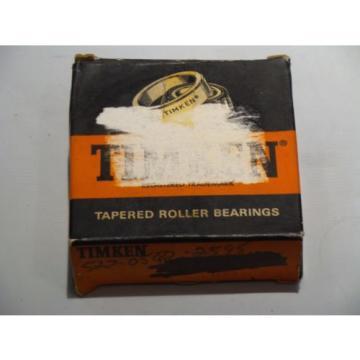 TIMKEN HM212011 & HM212047  4.8125 X 2.500 X 1.5 TAPER ROLLER BEARING SET - NOS