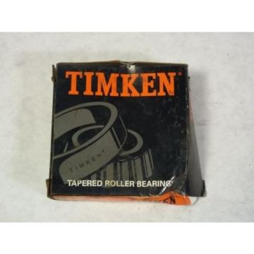 Timken LM501310 Tapered Roller Ball Bearing 2.891 x 0.58 Inch