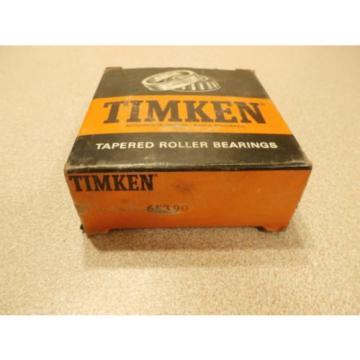 TIMKEN TAPERED ROLLER BEARING 65390