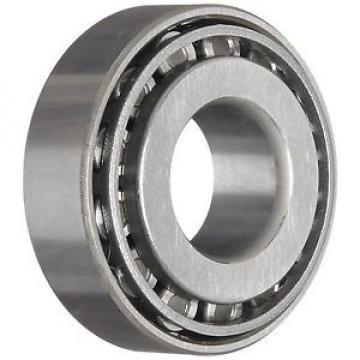 NSK 30202 Tapered Roller Bearing, Standard Capacity, Pressed Steel Cage, Metric,