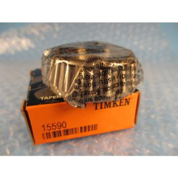 Timken 15590, Tapered Roller Bearing Cone
