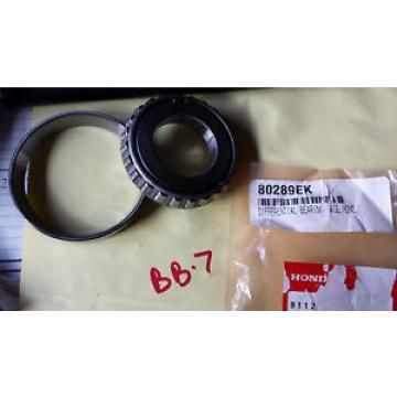 NTN Tapered roller bearing 80289EK Honda Differential B7XA Bell 99-up NEW (BB-7)