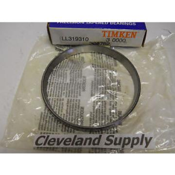 TIMKEN MODEL LL319310  30000 TAPERED ROLLER BEARING CUP  NEW IN BOX