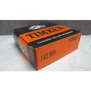 TIMKEN TAPERED ROLLER BEARING 14138A NEW 14138A