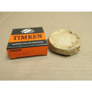 NIB TIMKEN 13621 CUP/RACE 13 621 69 mm OD 15 mm Width FOR TAPERED ROLLER BEARING