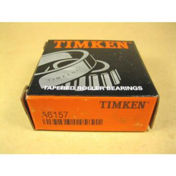 TIMKEN  A6157  Tapered Roller Bearing Cup