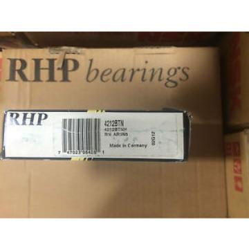Tapered Roller Bearings RHP  508TQO749A-1  BEARING  4212BTNH DOUBLE ROW DEEP GROOVE BALL BEARING