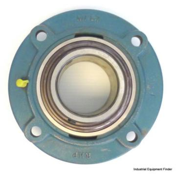 "Industrial Plain Bearing RHP  630TQO920-1  MFC7 4-Bolt Flange Bearing   7-1/2""-OD 2-11/16""-Bore 3-15/16""-Length  *NEW*"
