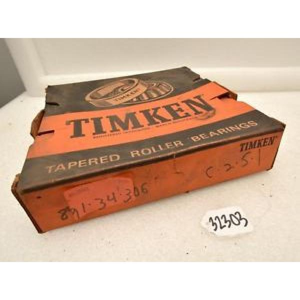 Timken NA132083 Tapered Roller Bearing (Inv.32303) #1 image